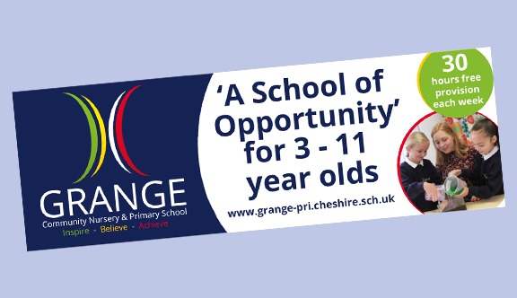 banners for schools